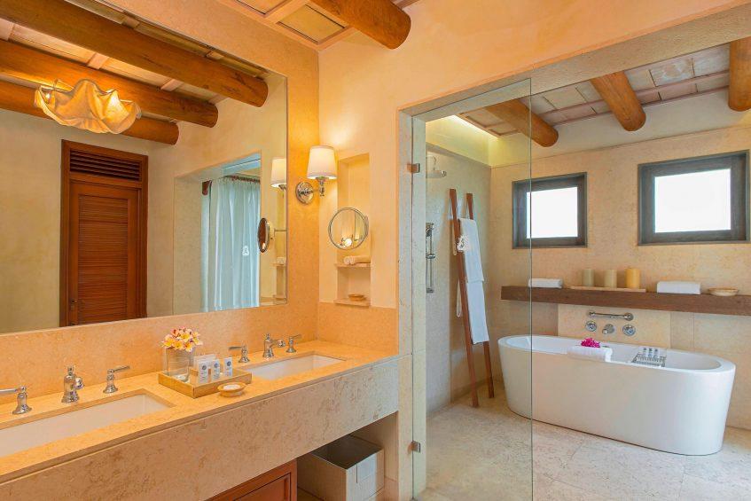 The St. Regis Punta Mita Luxury Resort - Nayarit, Mexico - Deluxe Bathroom