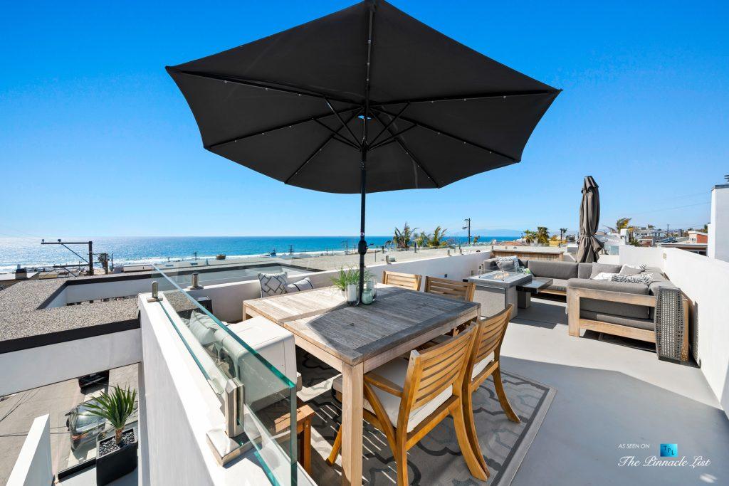 Contemporary Coastal Luxury Living - 246 30th Street, Hermosa Beach, CA, USA