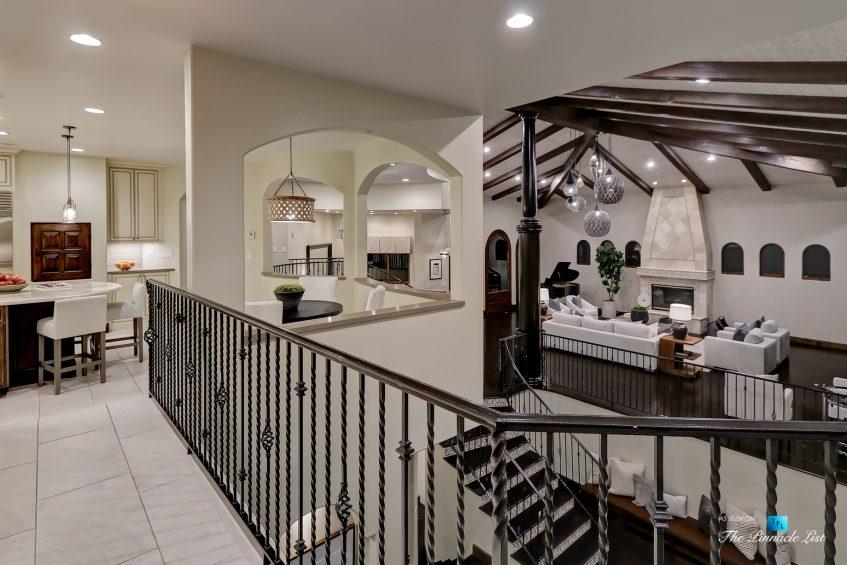 853 10th Street, Manhattan Beach, CA, USA - Night Kitchen and Living Room