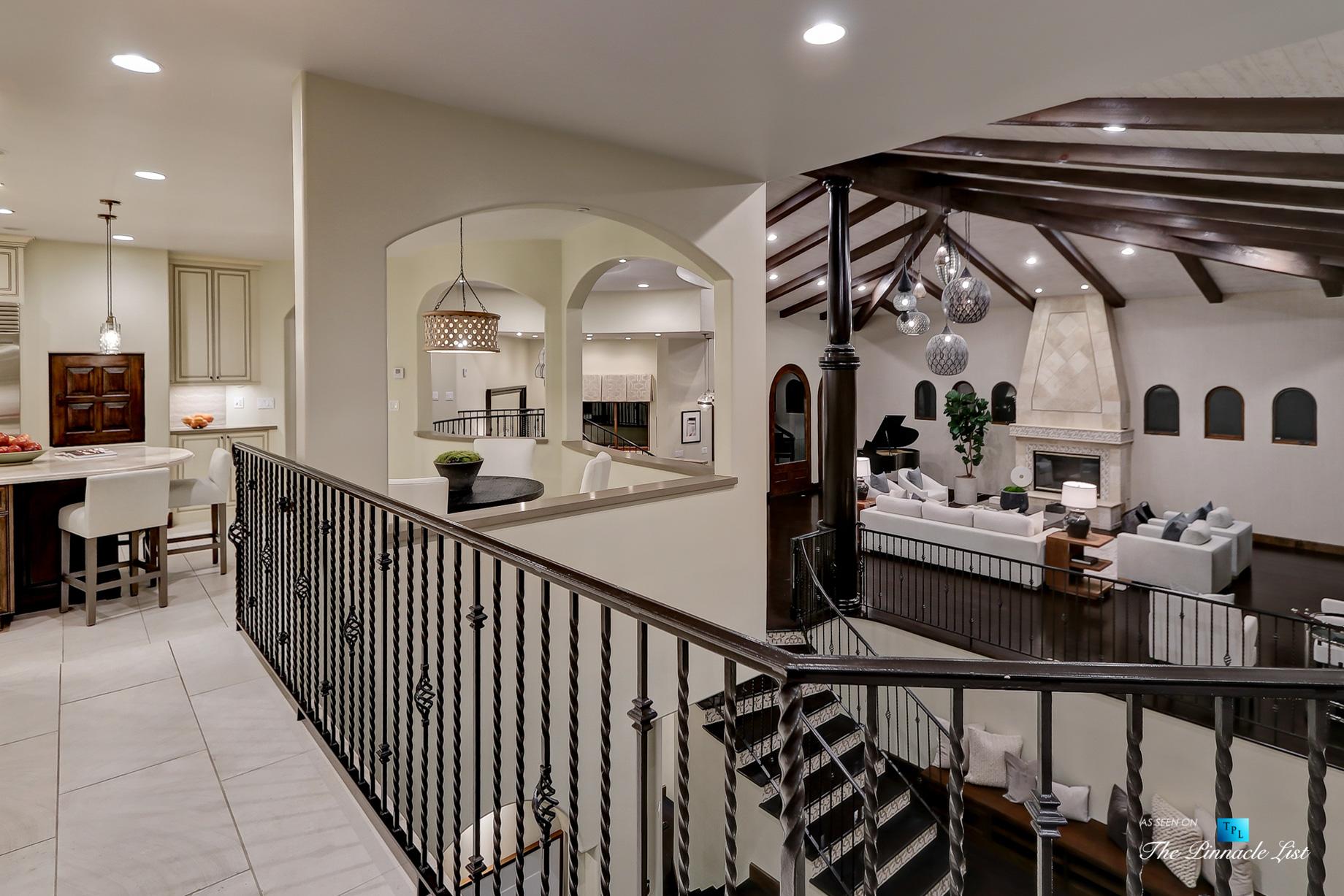 853 10th Street, Manhattan Beach, CA, USA – Night Kitchen and Living Room