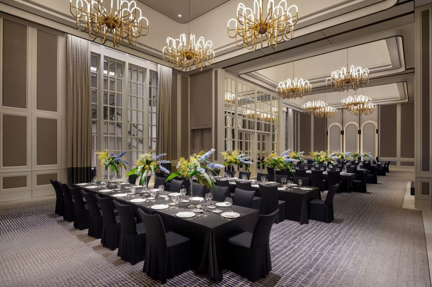 The St. Regis Singapore Luxury Hotel - Singapore - Caroline's Mansion Gala Events