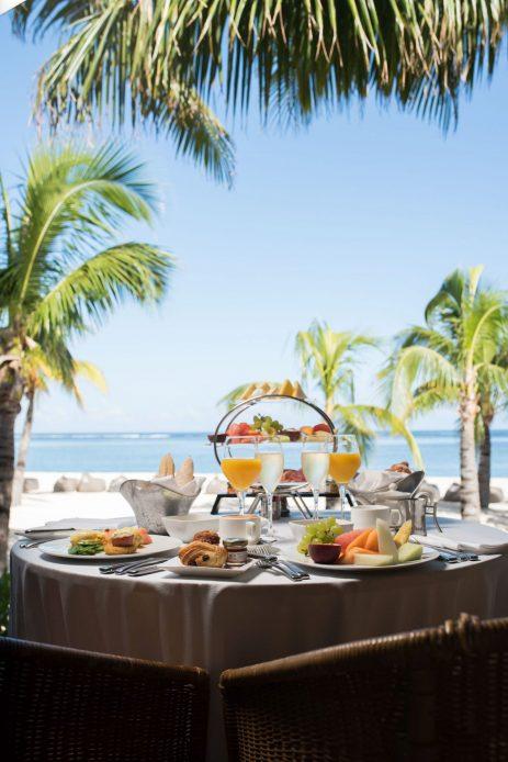 The St. Regis Mauritius Luxury Resort - Mauritius - Resort Outdoor Dining
