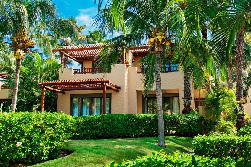 The St. Regis Punta Mita Luxury Resort - Nayarit, Mexico - Resort Villa Exterior