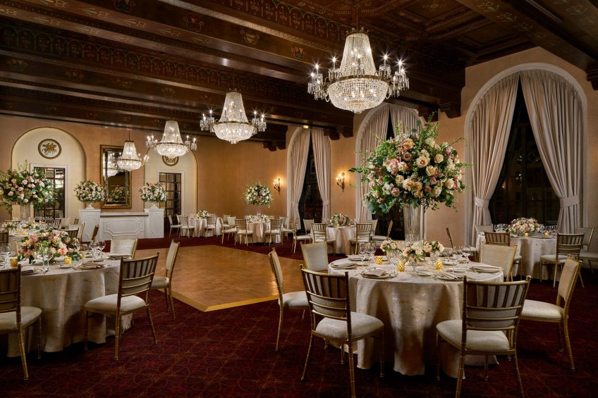 The St. Regis Washington D.C. Luxury Hotel - Washington, DC, USA - The Astor Ballroom