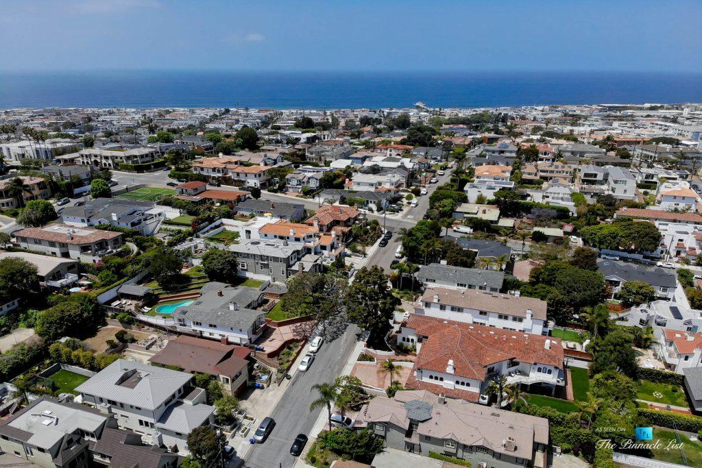 853 10th Street, Manhattan Beach, CA, USA - Oceanview Pano
