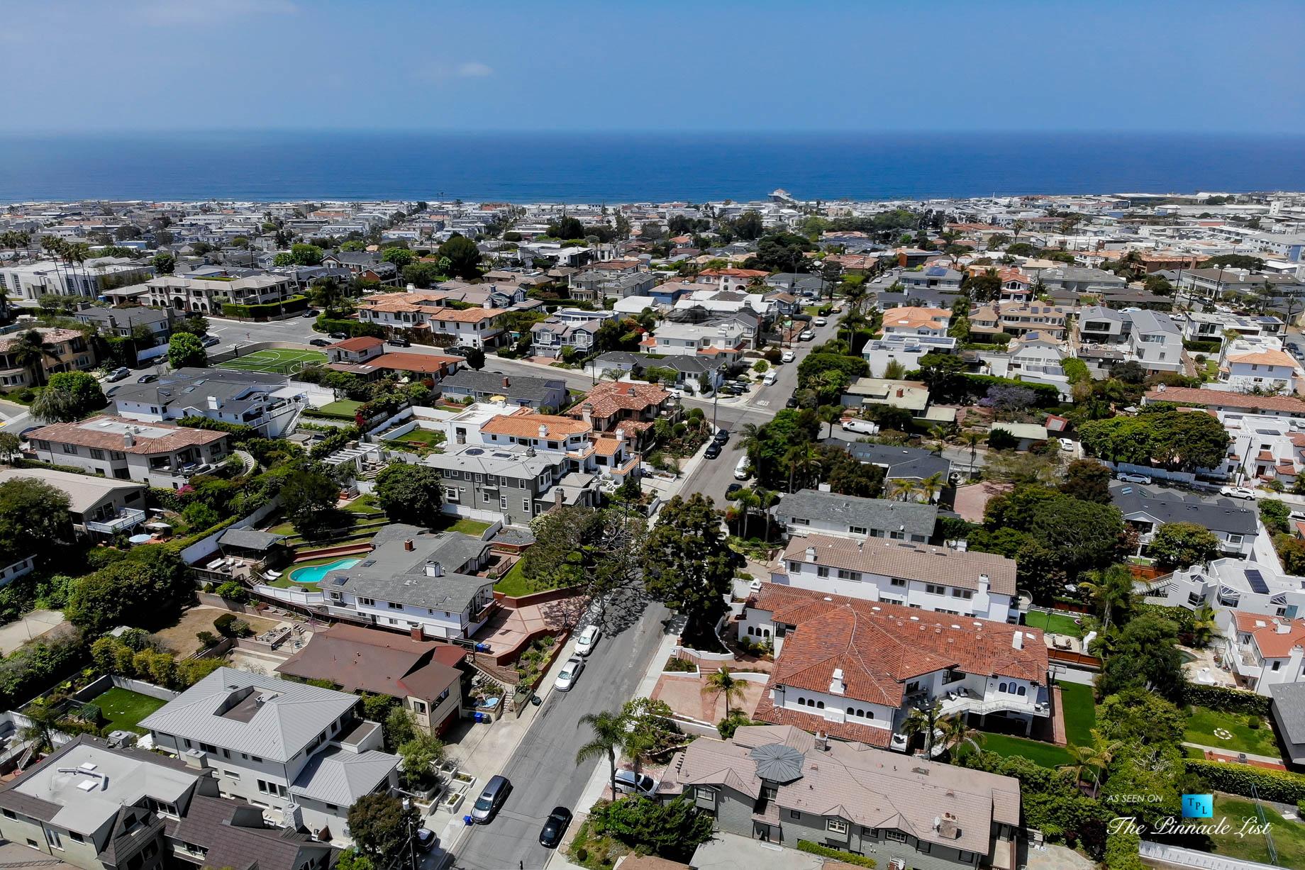 853 10th Street, Manhattan Beach, CA, USA – Oceanview Pano