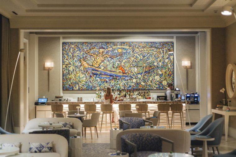 The St. Regis Bahia Beach Luxury Resort - Rio Grande, Puerto Rico - The St. Regis Bar