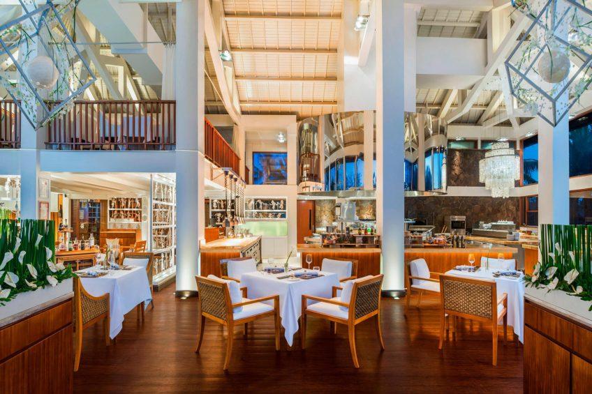 The St. Regis Bali Luxury Resort - Bali, Indonesia - Kayuputi Restaurant