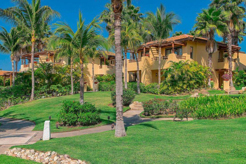 The St. Regis Punta Mita Luxury Resort - Nayarit, Mexico - Villas Exterior View