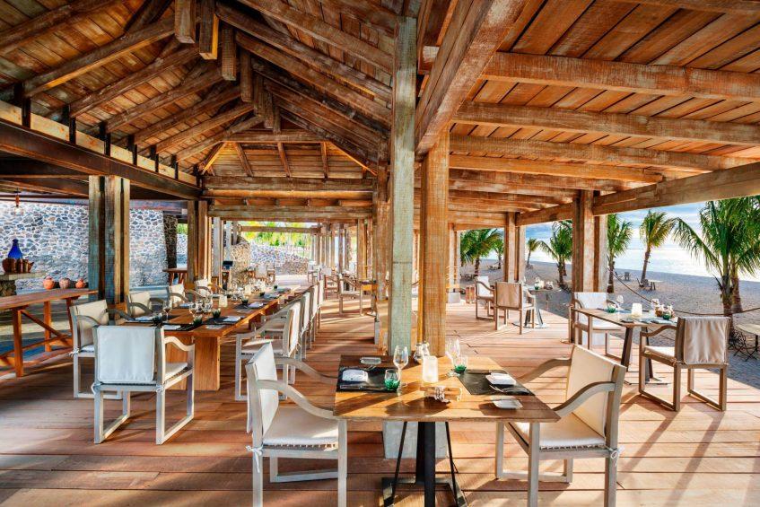 The St. Regis Mauritius Luxury Resort - Mauritius - The Boathouse Grill