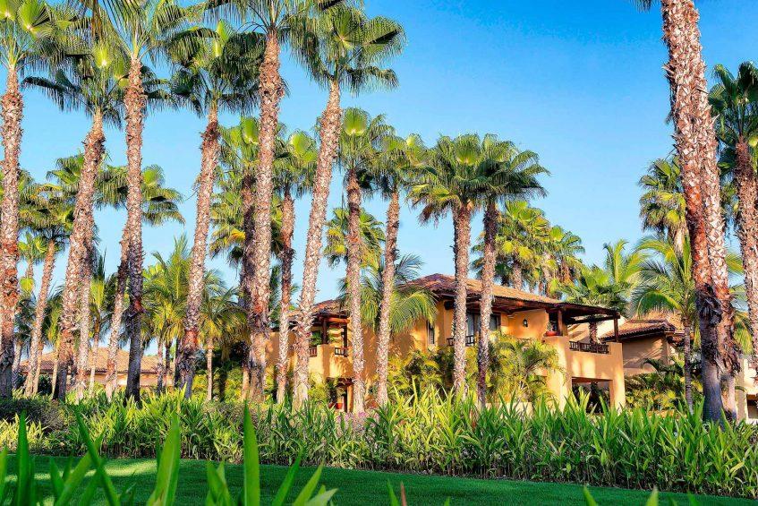 The St. Regis Punta Mita Luxury Resort - Nayarit, Mexico - Hotel Grounds View
