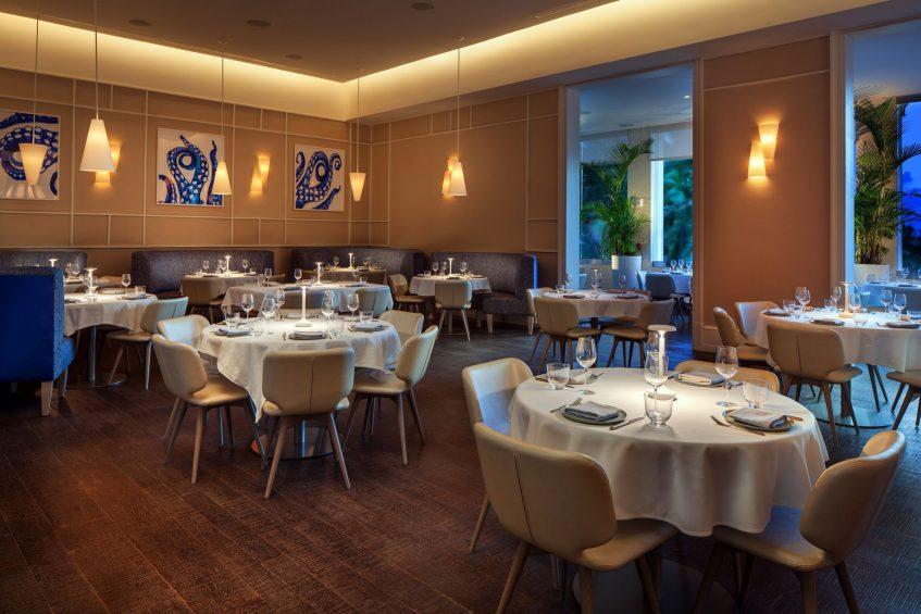 The St. Regis Bahia Beach Luxury Resort - Rio Grande, Puerto Rico - Paros Restaurant