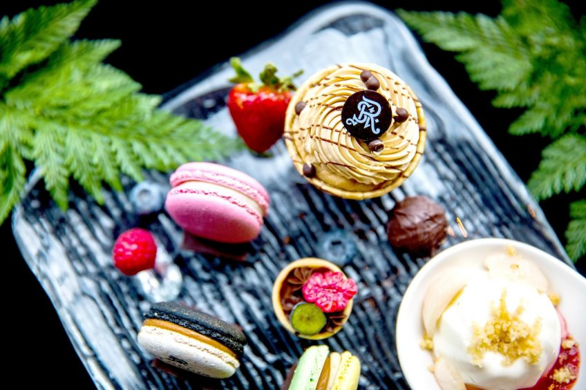 The St. Regis Bangkok Luxury Hotel - Bangkok, Thailand - Dessert Sunday Brunch