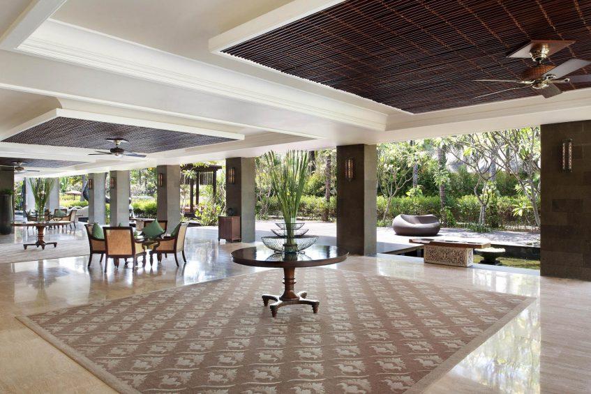 The St. Regis Bali Luxury Resort - Bali, Indonesia - Astor Ballroom Pre-Function Area