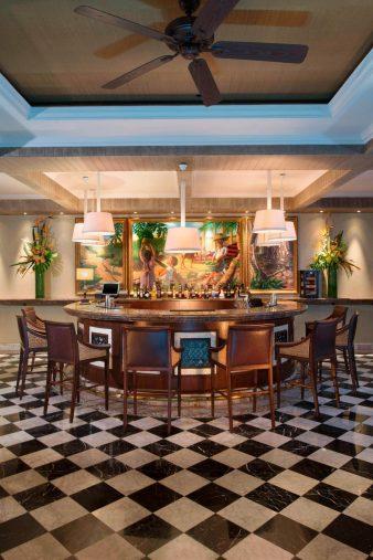 The St. Regis Mauritius Luxury Resort - Mauritius - The 1904 Bar