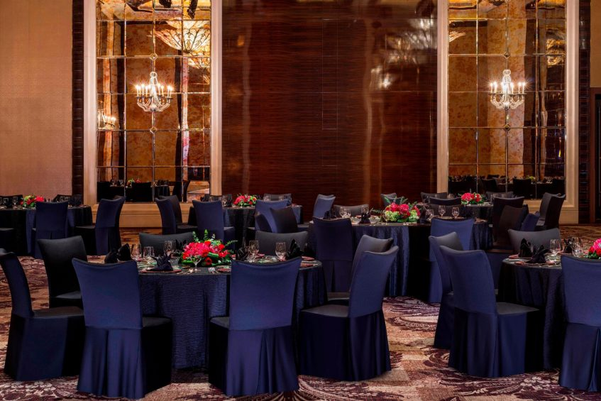 The St. Regis Singapore Luxury Hotel - Singapore - Ballroom Gala Dinner