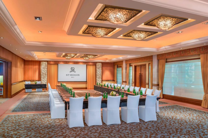 The St. Regis Bali Luxury Resort - Bali, Indonesia - Astor Ballroom