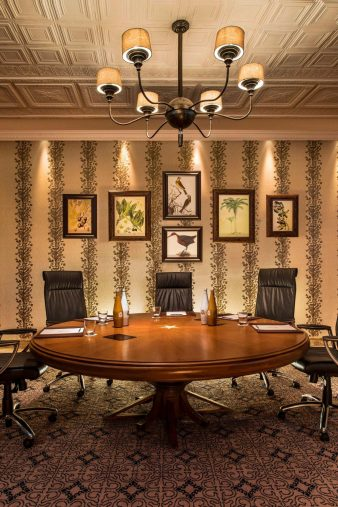 The St. Regis Mauritius Luxury Resort - Mauritius - The Writing Room
