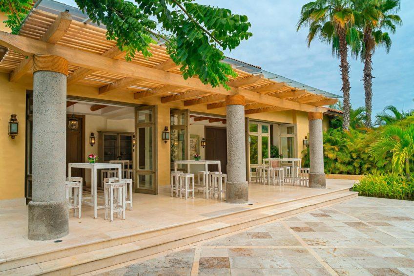 The St. Regis Punta Mita Luxury Resort - Nayarit, Mexico - Astor Terrace