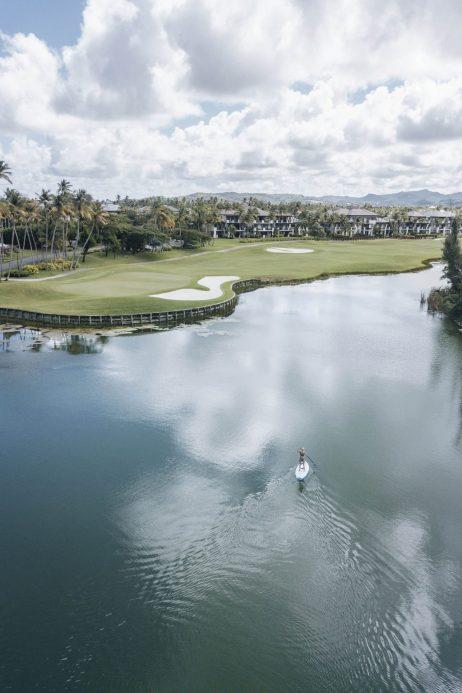 The St. Regis Bahia Beach Luxury Resort - Rio Grande, Puerto Rico - Lake Paddle Boarding