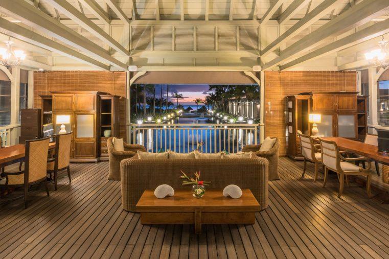 The St. Regis Mauritius Luxury Resort - Mauritius - Lobby Welcome Pavillon