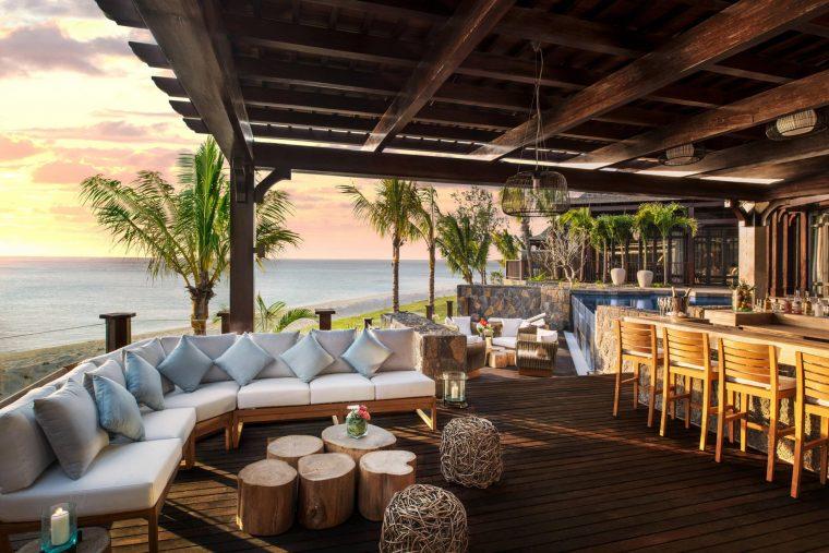 The St. Regis Mauritius Luxury Resort - Mauritius - St. Regis Villa Bar