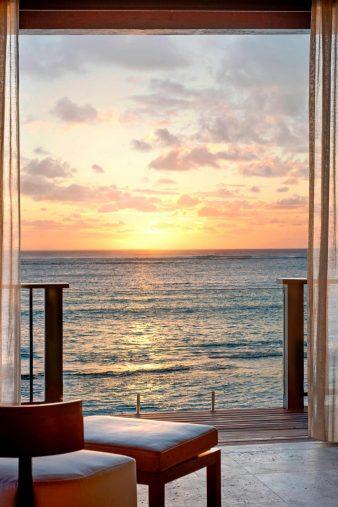 The St. Regis Mauritius Luxury Resort - Mauritius - The St. Regis Villa Sunset Ocean View