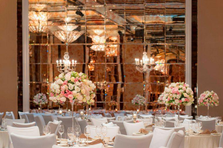 The St. Regis Singapore Luxury Hotel - Singapore - John Jacob Ballroom Wedding Banquet