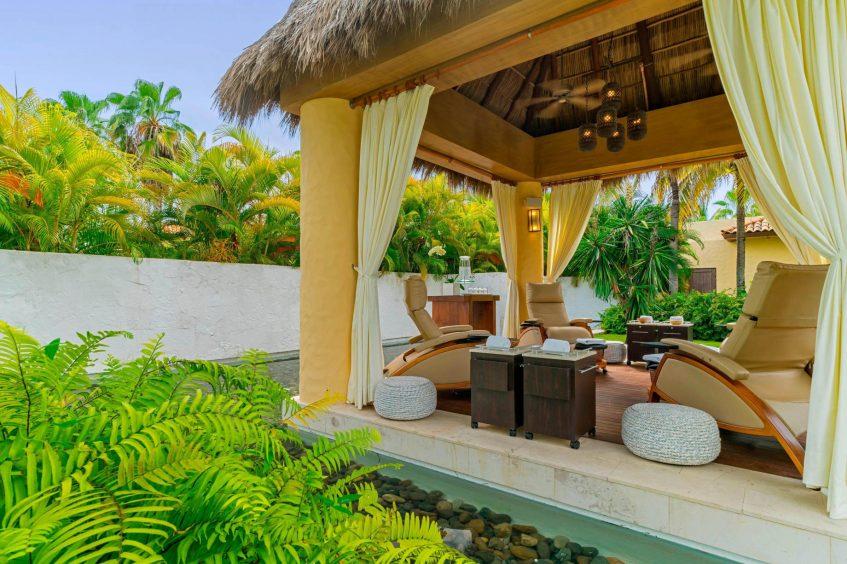 The St. Regis Punta Mita Luxury Resort - Nayarit, Mexico - Remède Spa Manicure Island