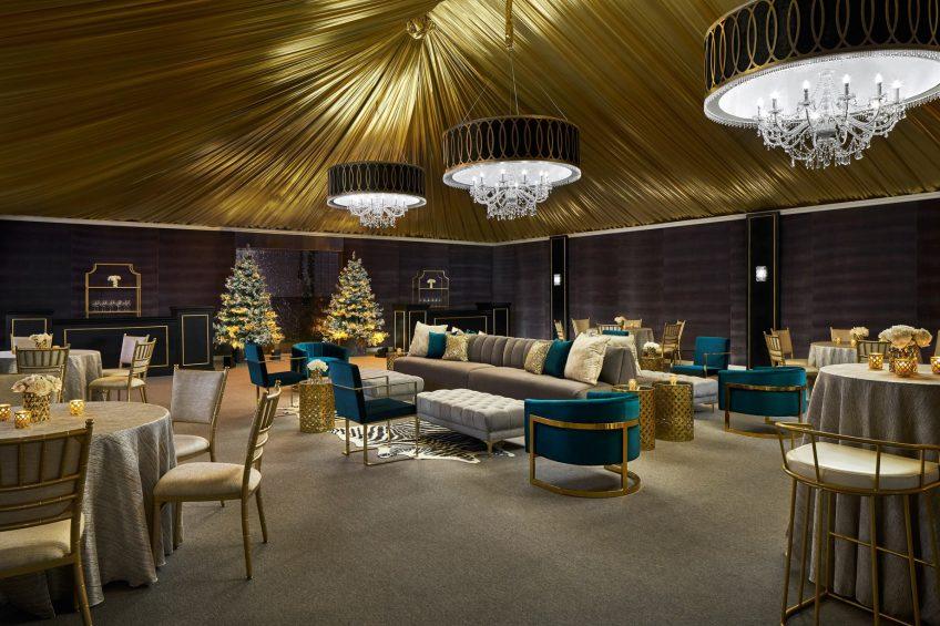 The St. Regis Washington D.C. Luxury Hotel - Washington, DC, USA - Winter Pavilion