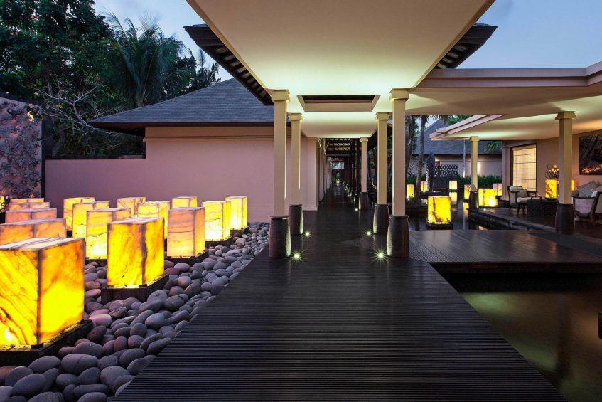 The St. Regis Bali Luxury Resort - Bali, Indonesia - St. Regis Bali Spa Butterfly Garden