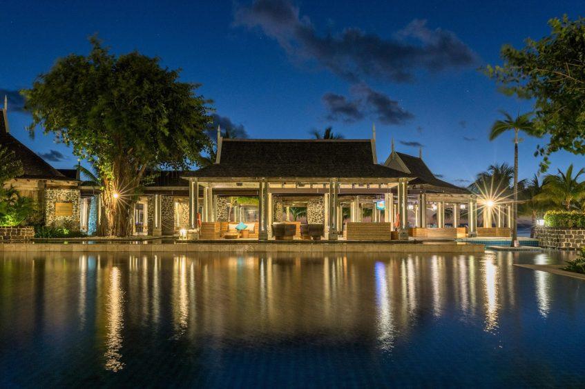 The St. Regis Mauritius Luxury Resort - Mauritius - The Boathouse Deck