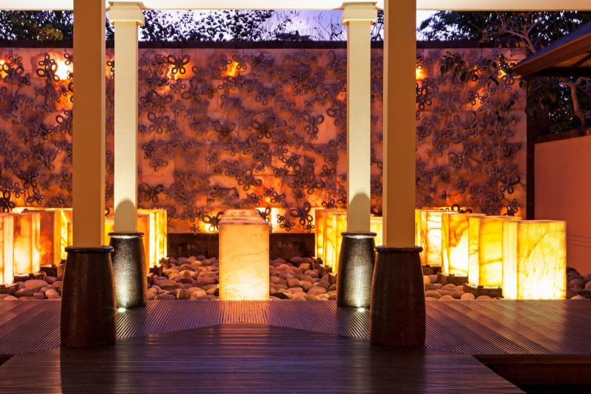 The St. Regis Bali Luxury Resort - Bali, Indonesia - The Butterfly Garden at St. Regis Bali Spa