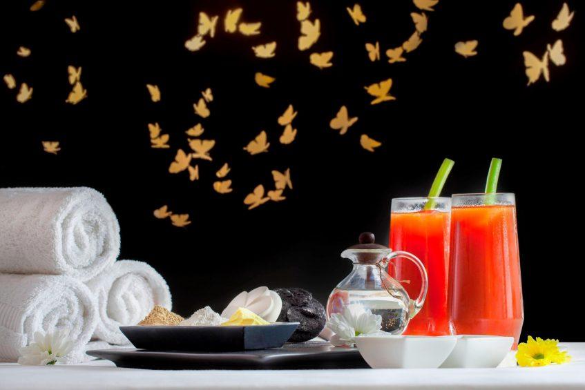 The St. Regis Bali Luxury Resort - Bali, Indonesia - Signature Bloody Mary