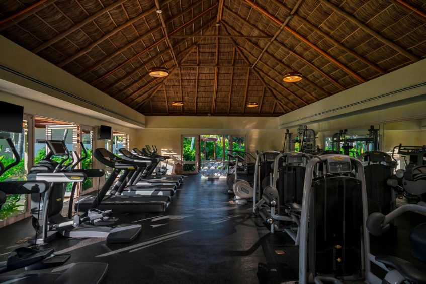 The St. Regis Punta Mita Luxury Resort - Nayarit, Mexico - Fitness Center