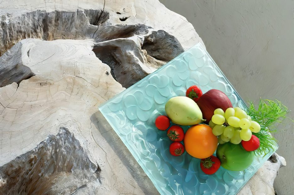 Mystique Luxury Hotel Santorini – Oia, Santorini Island, Greece - Luxury Service Fresh Fruit Plate