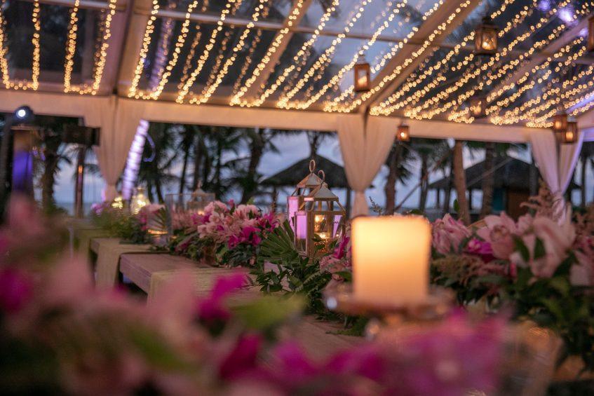 The St. Regis Bahia Beach Luxury Resort - Rio Grande, Puerto Rico - Seabreeze Lawn Weddings