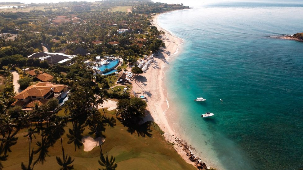 The St. Regis Punta Mita Luxury Resort - Nayarit, Mexico - Resort Aerial View
