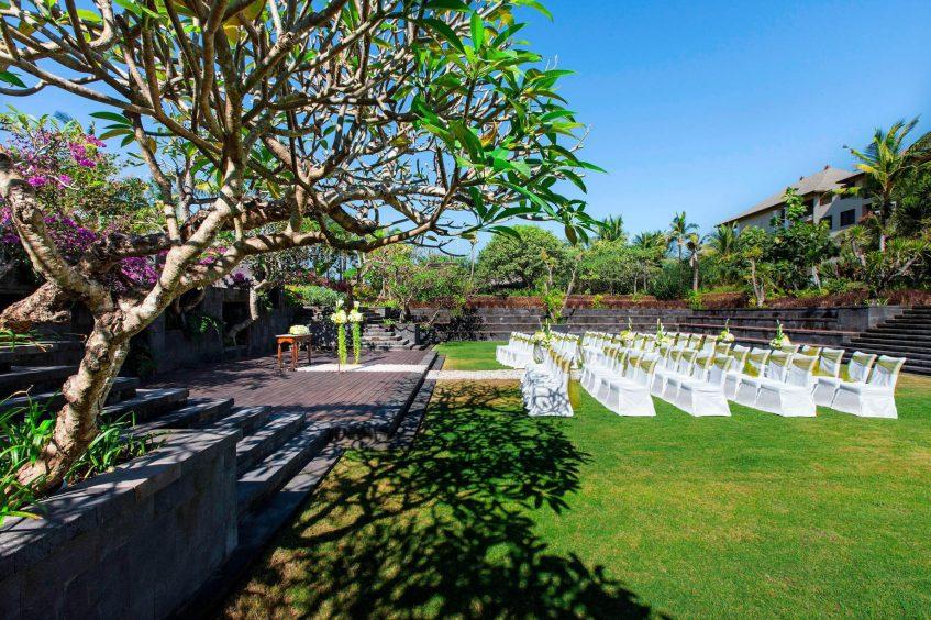 The St. Regis Bali Luxury Resort - Bali, Indonesia - Grass Amphitheatre