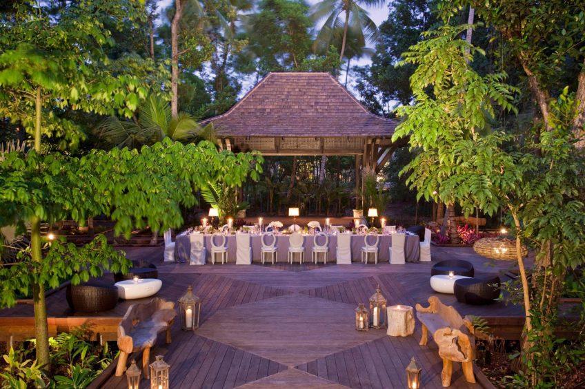 The St. Regis Bahia Beach Luxury Resort - Rio Grande, Puerto Rico - Astor Terrace Pavillion