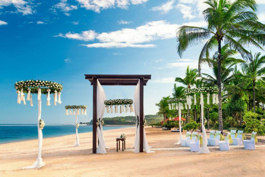 The St. Regis Bali Luxury Resort - Bali, Indonesia - St Regis Beach Wedding