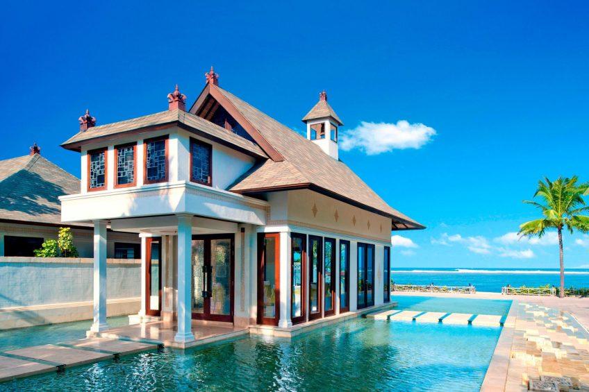 The St. Regis Bali Luxury Resort - Bali, Indonesia - The Oceanfront Cloud Nine Chapel
