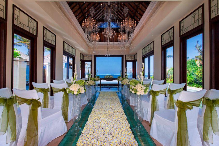 The St. Regis Bali Luxury Resort - Bali, Indonesia - Cloud Nine Chapel Interior