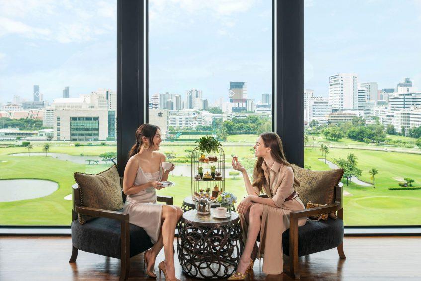 The St. Regis Bangkok Luxury Hotel - Bangkok, Thailand - Afternoon Tea Indulgences