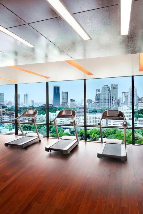 The St. Regis Bangkok Luxury Hotel - Bangkok, Thailand - Fitness Center