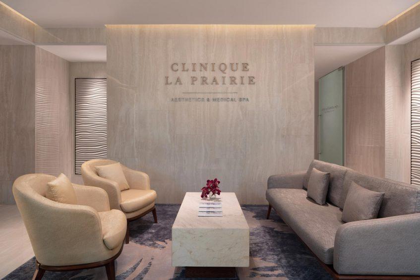 The St. Regis Bangkok Luxury Hotel - Bangkok, Thailand - Clinique La Prairie Aesthetics Medical & Spa