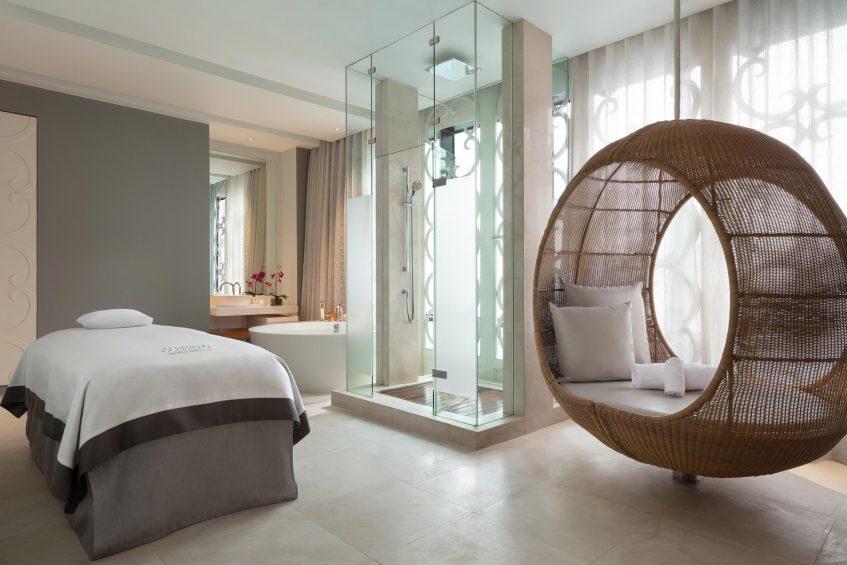The St. Regis Bangkok Luxury Hotel - Bangkok, Thailand - Clinique La Prairie Treatment Room