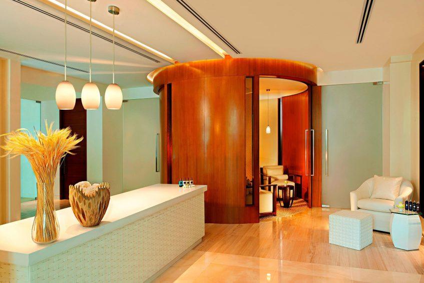 The St. Regis Bangkok Luxury Hotel - Bangkok, Thailand - Elemis Spa