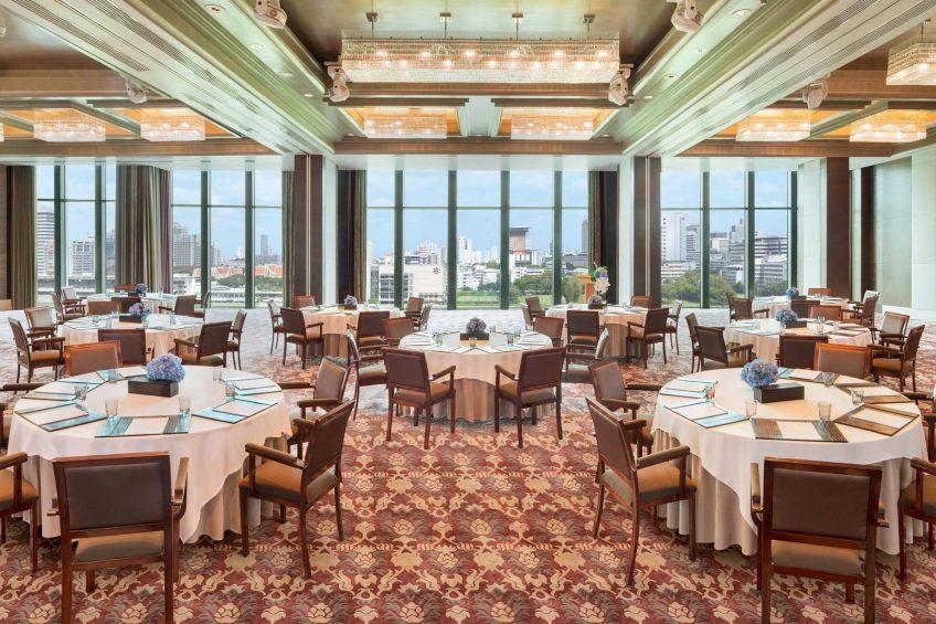The St. Regis Bangkok Luxury Hotel - Bangkok, Thailand - Astor Ballroom Banquet