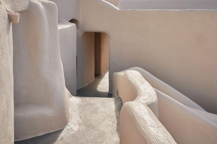 Mystique Luxury Hotel Santorini – Oia, Santorini Island, Greece - Cycladic Architecture Detail